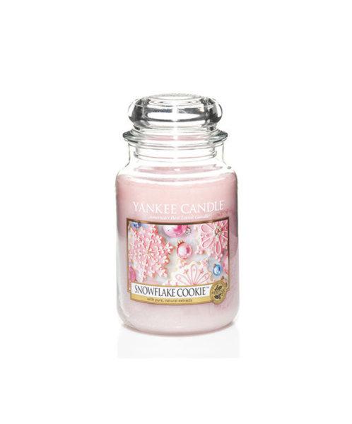 Yankee Candle ароматна свещ SNOWFLAKE COOKIE